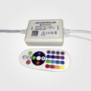Controlador Bluetooth para Mangueras LED RGB