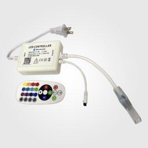 CONTROLADOR BLUETOOTH MANGUERAS LED RGB 750W