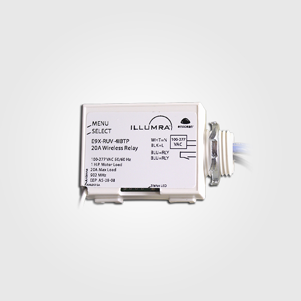 CONTROL RELAY ON-OFF 20A