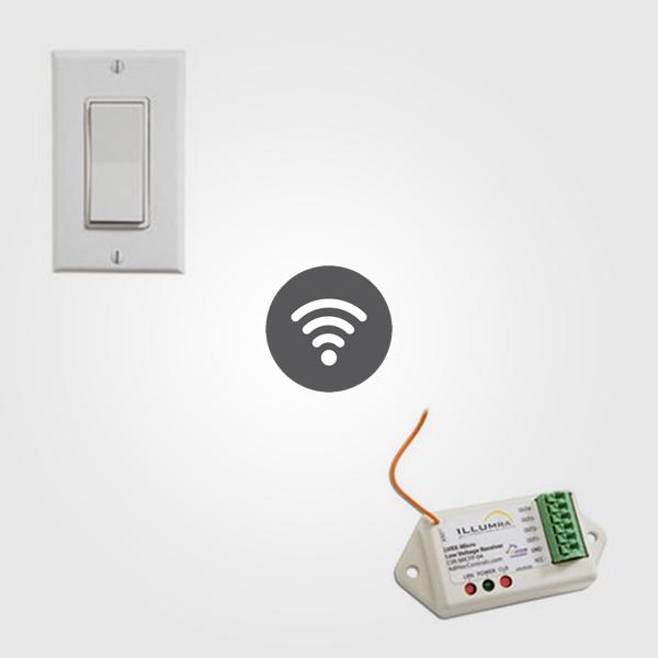 Kit Interruptor Inalambrico para LED
