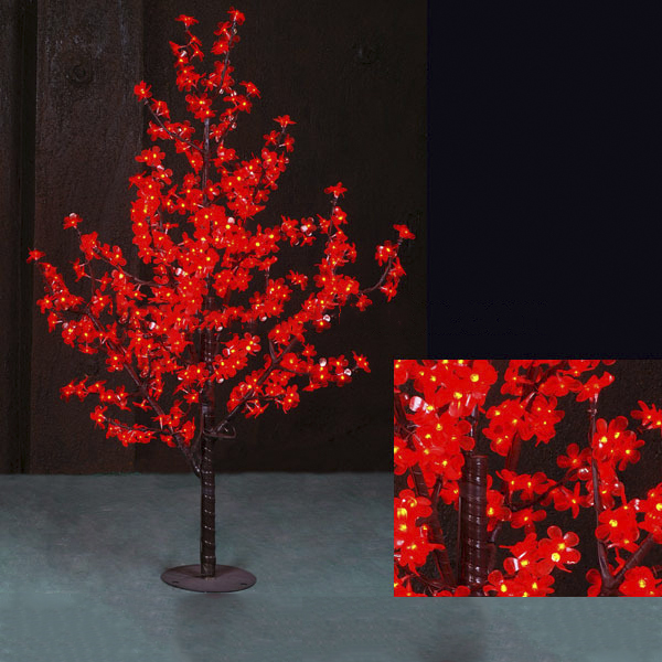 Arbol LED 25W 480 LEDS 5 PIES