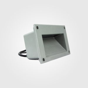 Lampara LED Empotrable 3W para escaleras