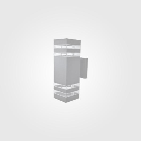 lámpara LED de Pared 2x3W