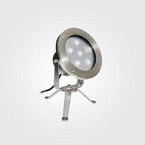 Lampara LED para Fuente 9W RGB MULTICOLOR