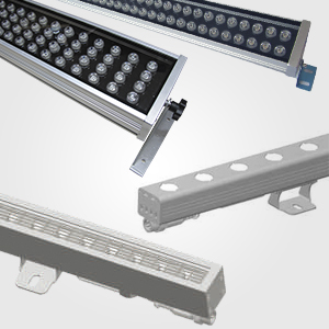 BAÑADORES LED DE PARED