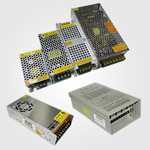 POWER SUPPLY PARA LED