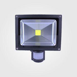 reflectores led 20w con sensor