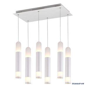 LAMPARAS DECORATIVAS COLGANTE 6x10W