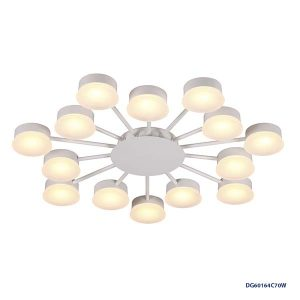 LAMPARAS LED DECORATIVAS DE SUPERFICIE 70W