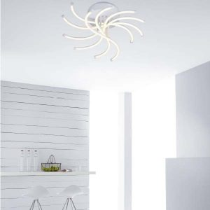 LAMPARAS LED DECORATIVAS DE SUPERFICIE 32W