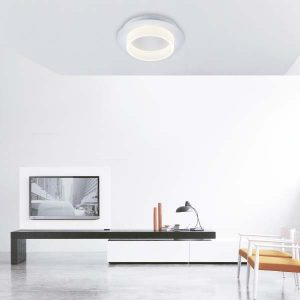 LAMPARAS LED DECORATIVAS DE SUPERFICIE 18W