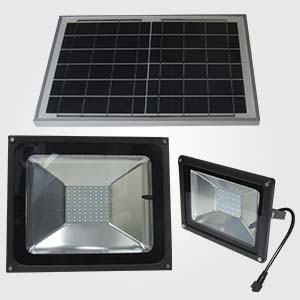 REFLECTORES LED SOLARES