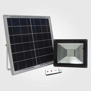 REFLECTores led solares 30w