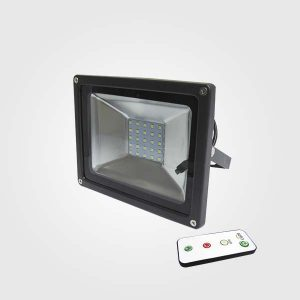 REFLECTores led solares 10w