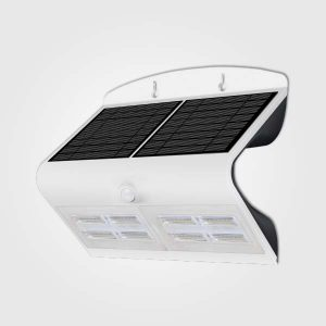 Lamparas LED Solares de Pared 6.8W