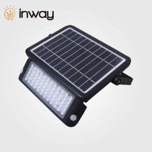 Reflectores LED SMD 10W con Panel Solar